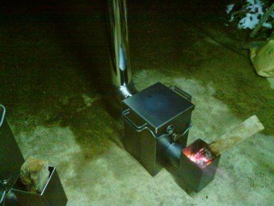 鉄工業の仲間の人が作った3.2ミリ厚鉄板の試作1号機