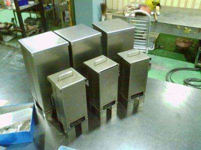 試作1号機改良型の製品化・量産化
