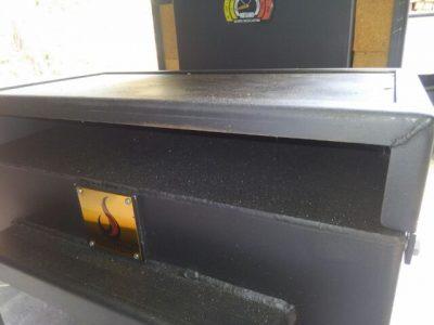 標準装備の天火オーブン